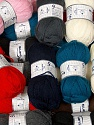 Virgin Wool Fine  İçerik 60% Superwash Virgin Wool, 40% Akrilik, Brand Ice Yarns, fnt2-45357