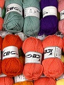 Eskimo Wool  İçerik 80% Superwash Virgin Wool, 20% Akrilik, Brand Ice Yarns, fnt2-45364