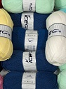 Bamboo Wool Baby Yarns  Brand Ice Yarns, fnt2-45367