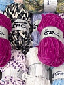 Chenille and Plain Yarns  Brand Ice Yarns, fnt2-45369