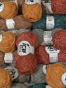 Coco Mohair  Fiber Content 8% Polyamide, 8% Mohair, 58% Cotton, 5% Wool, 3% Alpaca, 17% Acrylic, 1% Viscose, Brand Ice Yarns, fnt2-45439