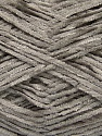 Fiber Content 100% Polyester, Light Grey, Brand Ice Yarns, fnt2-45562