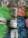 Eyelash Yarns  Brand Ice Yarns, fnt2-45590