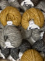 Lynce Alpaca Superfine  Fiber Content 60% Cotton, 5% Polyamide, 35% Alpaca Superfine, Brand Ice Yarns, fnt2-45606