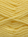 Machine washable. Lay flat to dry Fiber Content 80% Superwash Virgin Wool, 20% Acrylic, Yellow, Brand Ice Yarns, fnt2-45639