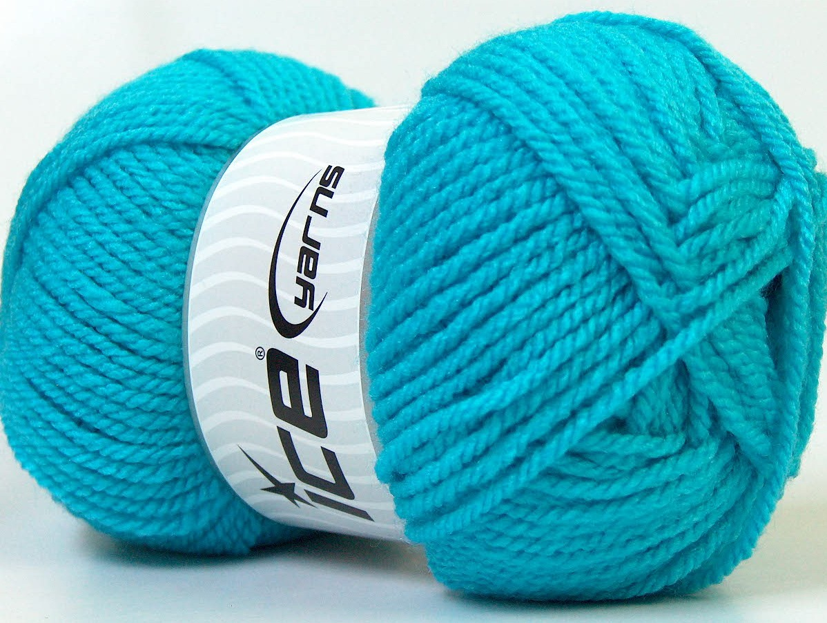 Bulky Yarn : Atlas Turquoise Bulky at Ice Yarns Online Yarn Store