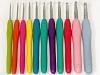 11 Sizes Soft Grip Hook Set