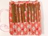 18 Sizes Bamboo Knitting Needles