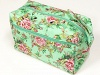 Floral Design Multicolor Yarn Skein Bag