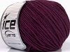 Cotton Bamboo Light Maroon