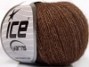 Silk Merino Brown