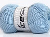Lorena Worsted Light Blue