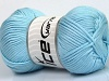 Tube Viscose Light Blue