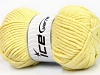 Soft Touch Bulky Light Yellow