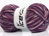 Bamboo Sock Purple Shades