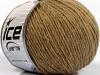 Wool Cord Light Light Brown