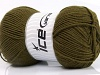 Elite Wool Dark Khaki
