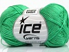 Almina Cotton Emerald Green
