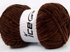 Chenille Baby Dark Brown