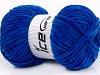 Chenille Baby Royal Blue