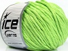 Natural Cotton Bulky Light Green