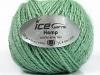 Hemp Mint Green
