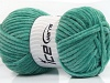 Chenille Baby Green
