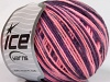 Wool DK Color Pink Lilac