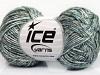 SoftAcryl Melange White Grey Blue