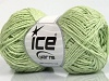 Natural Cotton Fine Light Green