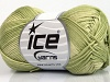 Cotton Fine Melange Green