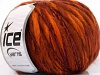 Alpaca Color Glitz Orange Shades Maroon