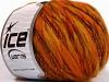 Alpaca Color Glitz Orange Olive Green Gold