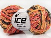 Palermo Cotone Salmon Orange Gold Black
