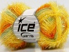 Sparkle Color Yellow Orange Mint Green
