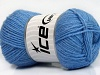 Silk Merino DK Blue