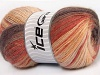Angora Active Maroon Cream Shades Copper