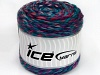 Cakes Wool Chunky Colors Turquoise Purple Pink Lavender