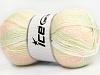 Angel Baby Yellow White Salmon Grey Green