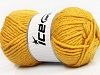 Wool Bulky Glitz Gold
