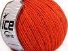 Wool Fine Dark Orange