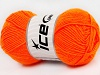 Baby Wool Neon Orange