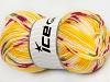 Baby Wool Design Yellow White
