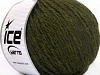 Superbulky Wool Dark Green