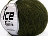 Wool Softair Dark Green Melange