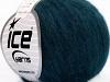 Wool Softair Teal Melange