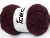 Felting Wool Maroon