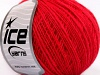 Flamme Wool Fine Red
