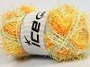 Scrubber Twist Color Yellow White Orange Light Green