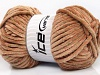 Chenille Lights Salmon Camel